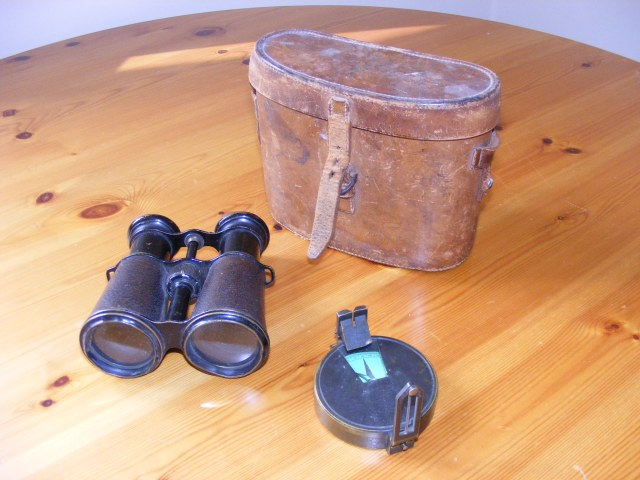 Artefacts - Compass and Binoculars 2