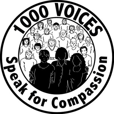 a thousand voices speak
