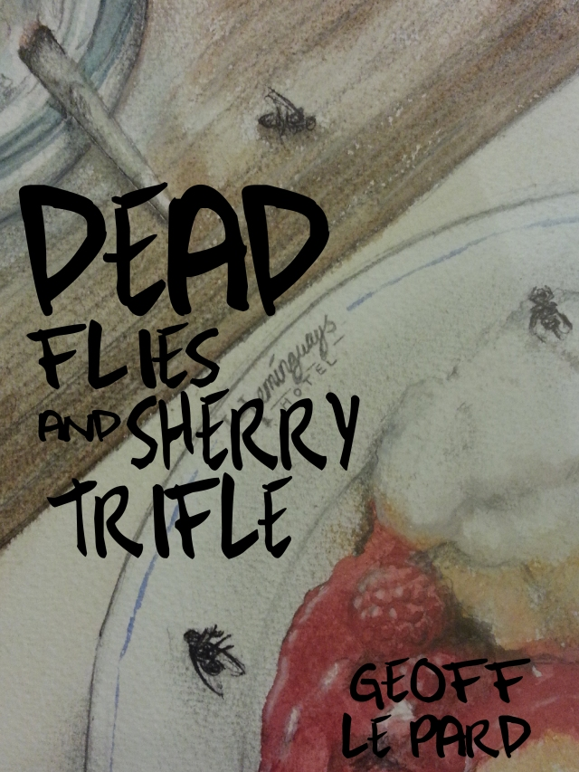Dead flies POD cover