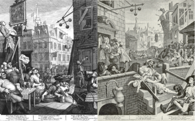 Beer-street-and-Gin-lane