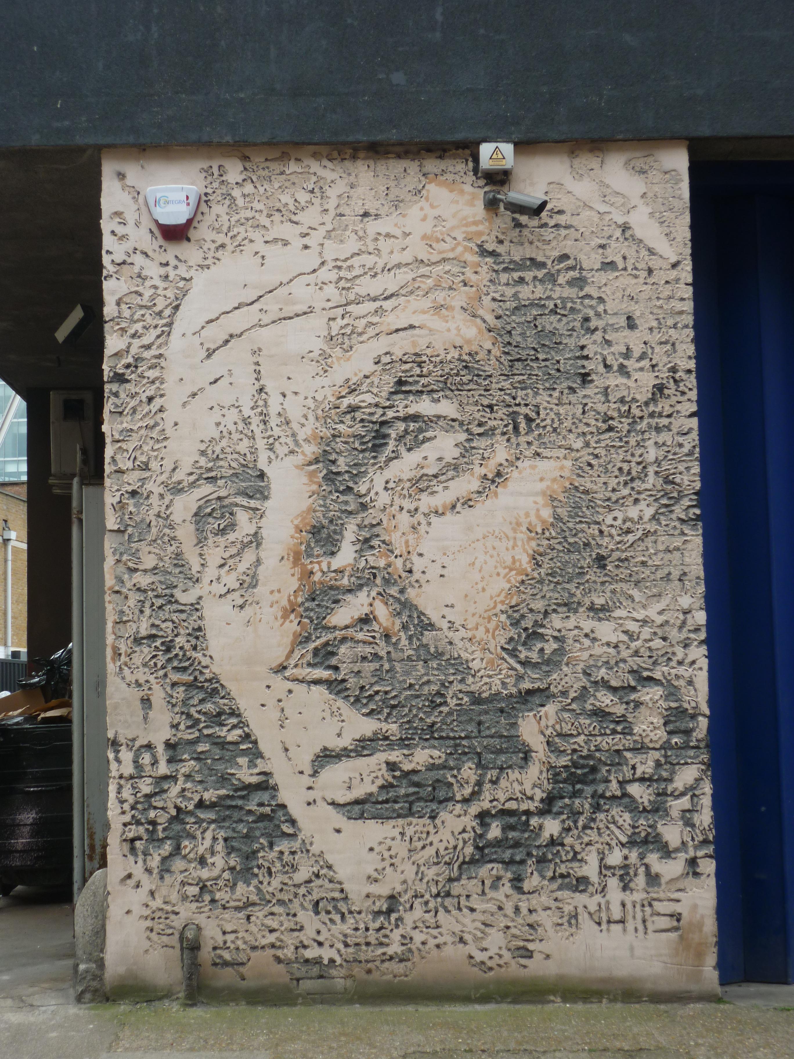 Shoreditch Street Art: O Is For Odd Balls, Old Street And Street Art