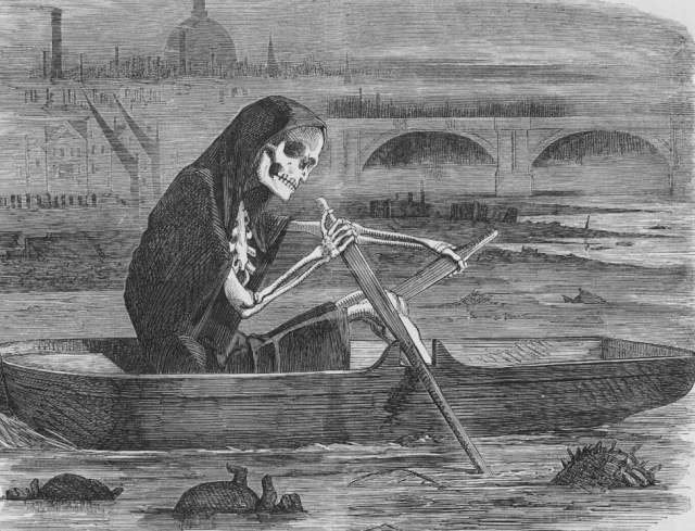 The_silent_highwayman great stink