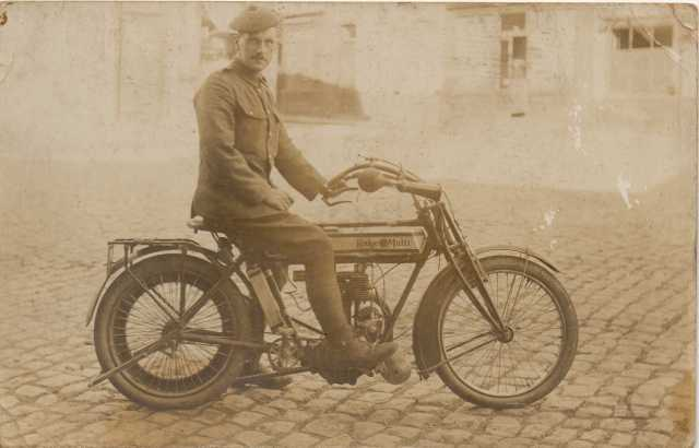 percy-francis-seaforth-highlander-on-motor-cycle