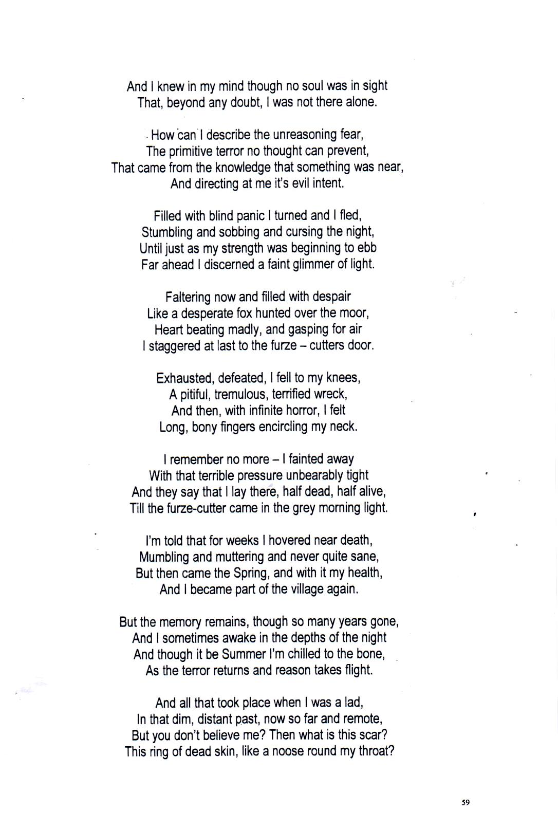 The Setley Plain Gibbet By Desmond Le Pard #poem #poetry