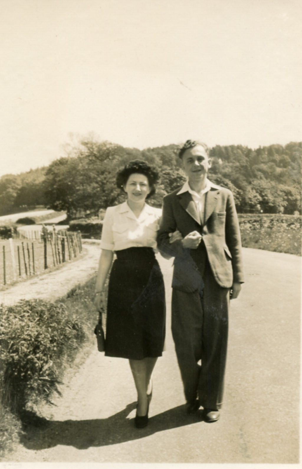 my father and mother